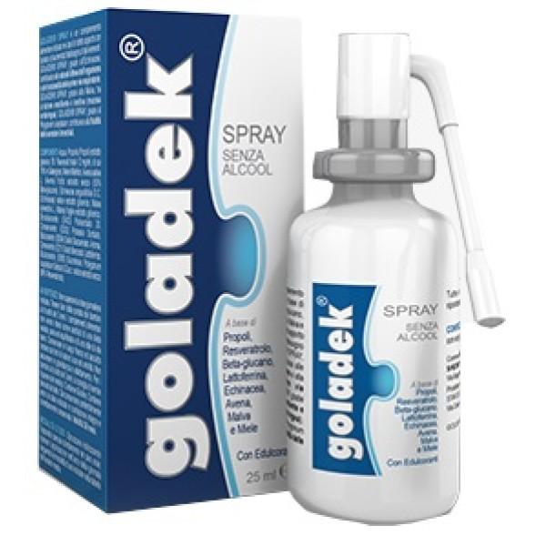 Goladek Spray No Alcool 25 ml