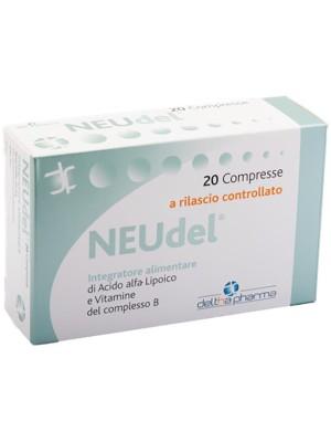 Neudel 20 Compresse - Integratore Alimentare