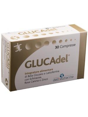 Glucadel 30 Compresse - Integratore Difese Immunitarie