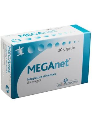 Meganet 30 Capsule - Integratore per il Colesterolo