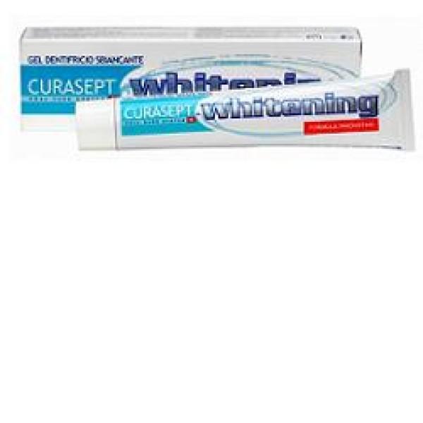 Curasept Whitening Dentifricio Sbiancante 50 ml