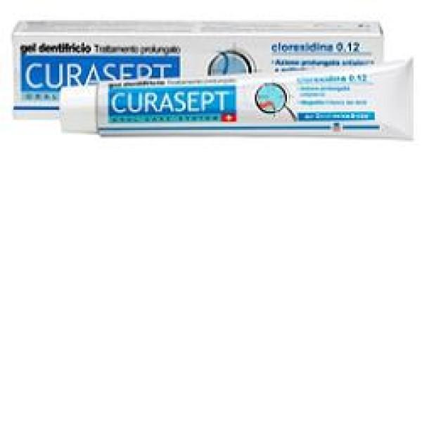 Curasept ADS Dentifricio 0,12% Trattamento Prolungato 75 ml