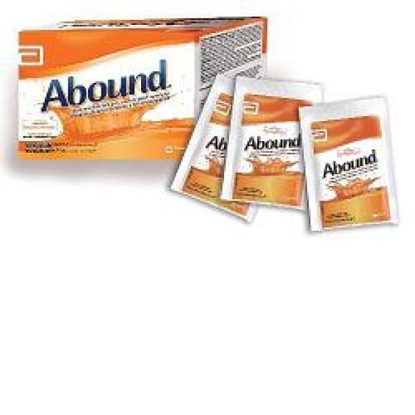 Abound Arancia 30 Bustine - Integratore a Fini Medici Speciali con Aminoacidi