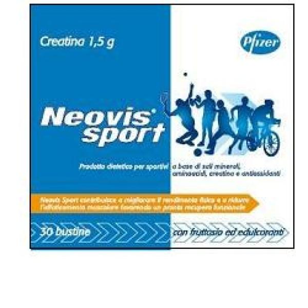 Neovis Sport 30 Bustine - Integratore Energetico