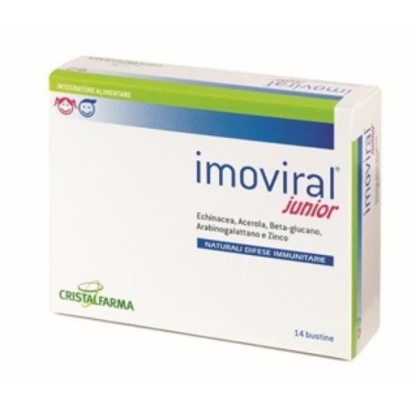 Imoviral Junior 14 Bustine - Integratore Difese Immunitarie