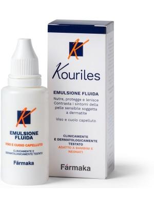 Kouriles Emulsione Fluida per Dermatiti 30ml