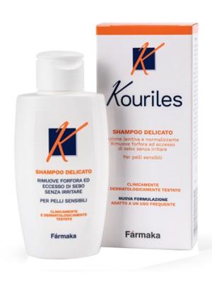 Kouriles Shampoo Delicato Antiforfora 100ml