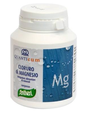 Quantivum 200 Compresse - Integratore Cloruro di Magnesio