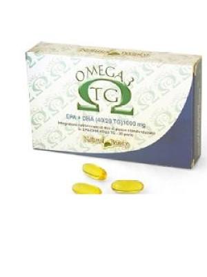 Omega 3 Tg 30 Perle - Integratore Epa e DHA