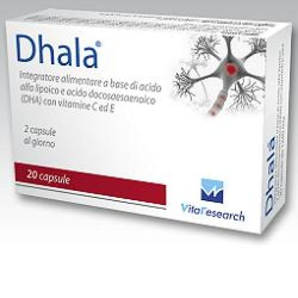 DHALA 20 Cps