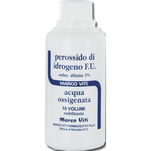 Acqua Ossigenata 10 Volumi Viti 200 ml