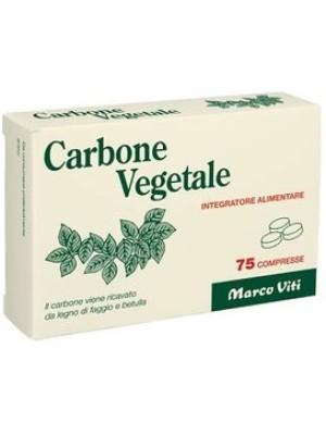 Carbone Vegetale Viti 75 Compresse