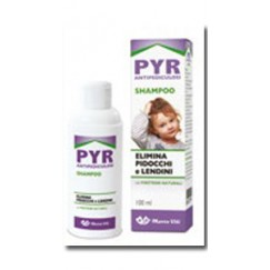 Pyr Shampoo Viti Antipediculosi 100 ml