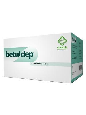 Betuldep 20 Flaconcini - Integratore Apparato Urinario