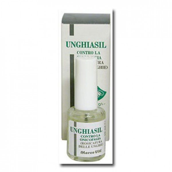 Unghiasil Antirosicatura Viti Smalto contro la Onicofagia 10 ml