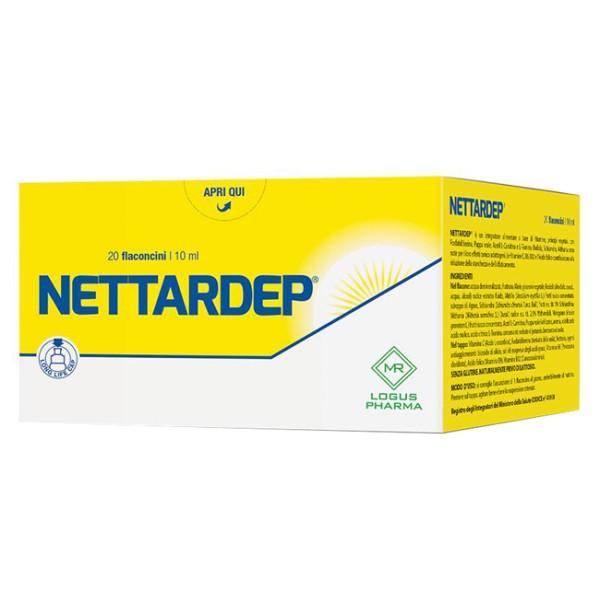 NETTARDEP 20 Ampolle 10ml