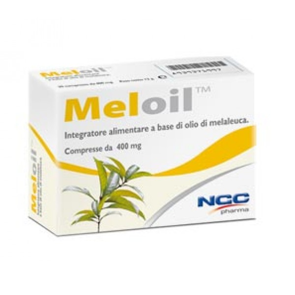 MELOIL 30 Cpr 400mg