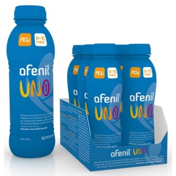 Afenil 1 Alimento Speciale per Neonati con Amminoacidi 500 ml