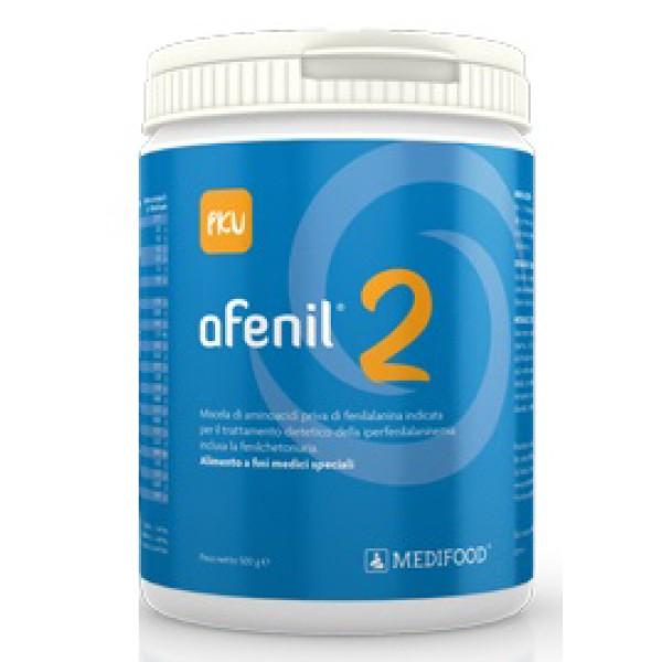 Afenin 2 Miscela Amminoacidi 500 grammi