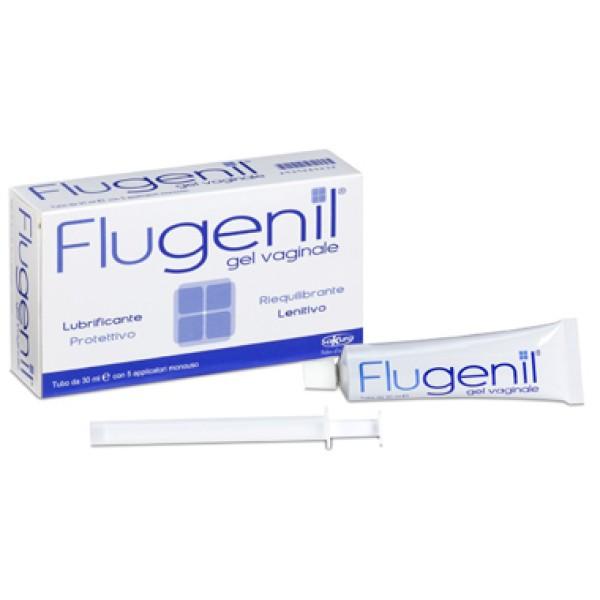 Flugenil Gel Vaginale Lubrificante Lenitivo 30 ml