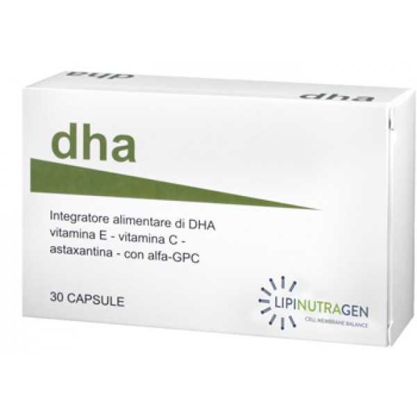 DHA 30 Cps