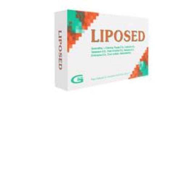 LIPOSED Integr.30 Cpr