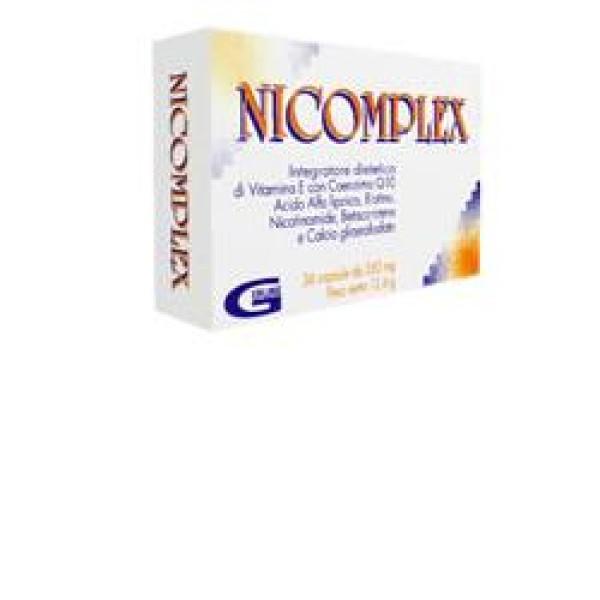 NICOMPLEX 36 Cps
