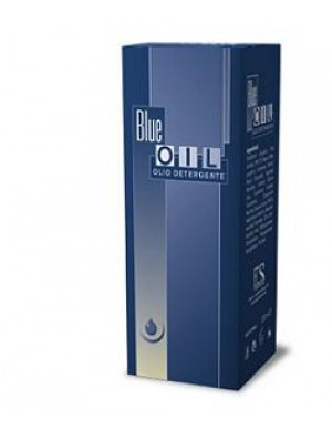 Blu Oil Fluido per Neonati Olio Detergente per Pelli Delicate 200 ml