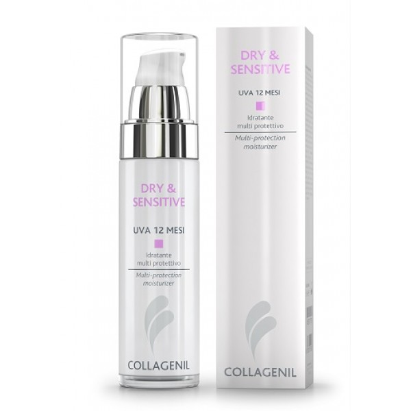 Collagenil Dry & Sensitive UVA 12 Mesi Crema Giorno 50ml