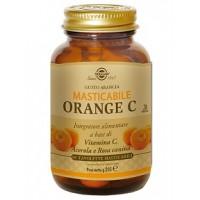 Solgar Orange C 90 Tavolette Masticabili - Integratore Vitamina C