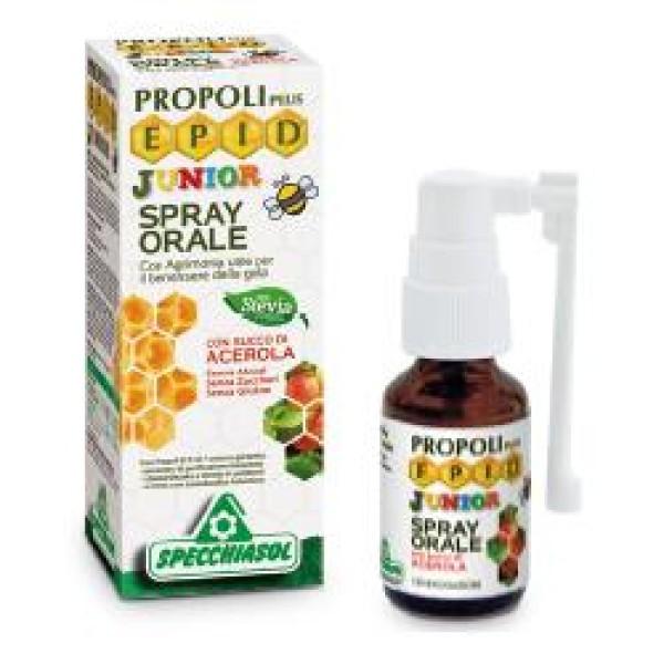 Specchiasol Epid Junior Spray Orale Integratore Mal di Gola 15 ml