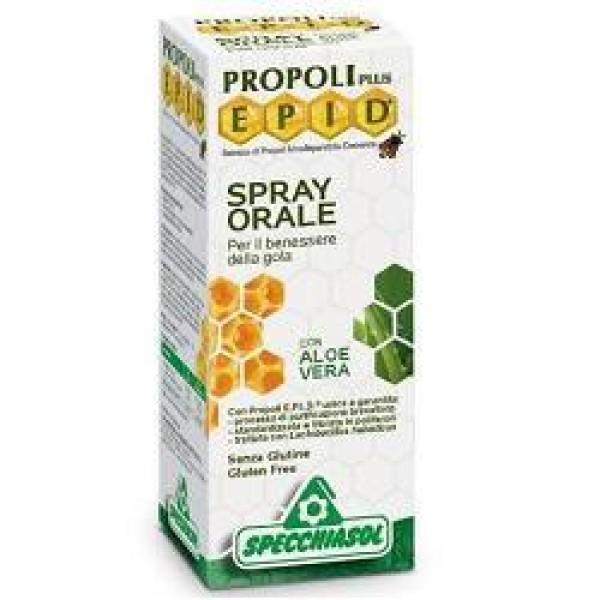 Specchiasol Propoli Epid Spray Aloe 15 ml