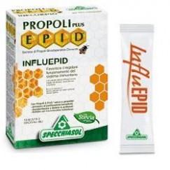 Specchiasol Influepid Propoli 10 Bustine Orosolubili - Integratore Difese Immunitarie
