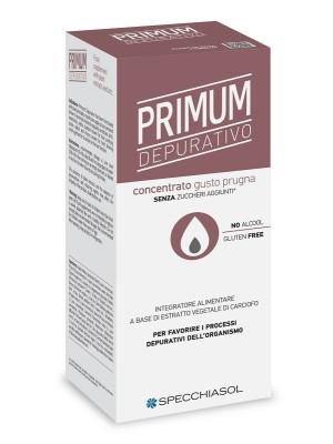 Specchiasol Primum Sciroppo Depurativo senza Alcool 250 ml