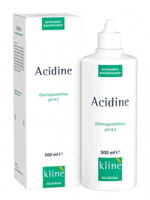 ACIDINE LIQ DERMAT 500ML