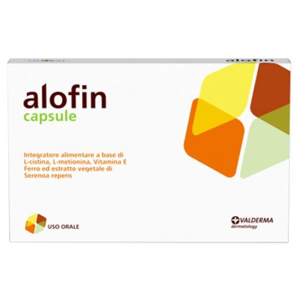 Alofin 20 Capsule - Integratore Alimentare