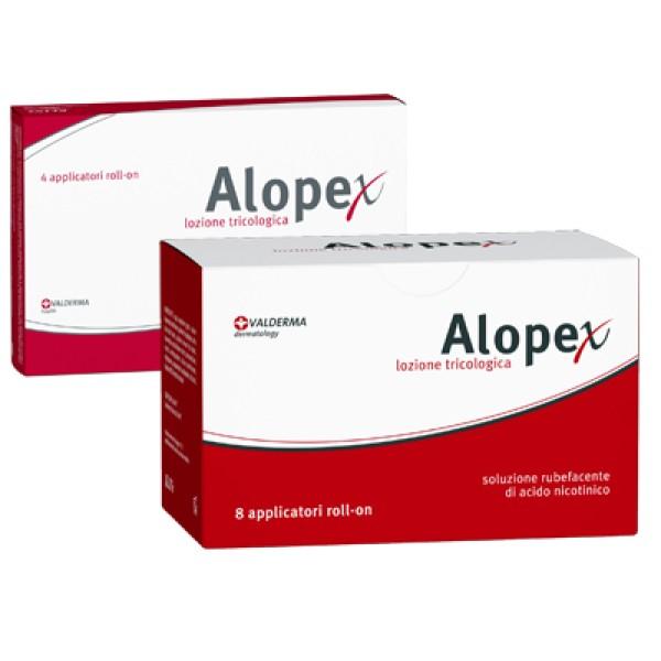 Alopex Lozione Capelli Alopecia 40 ml
