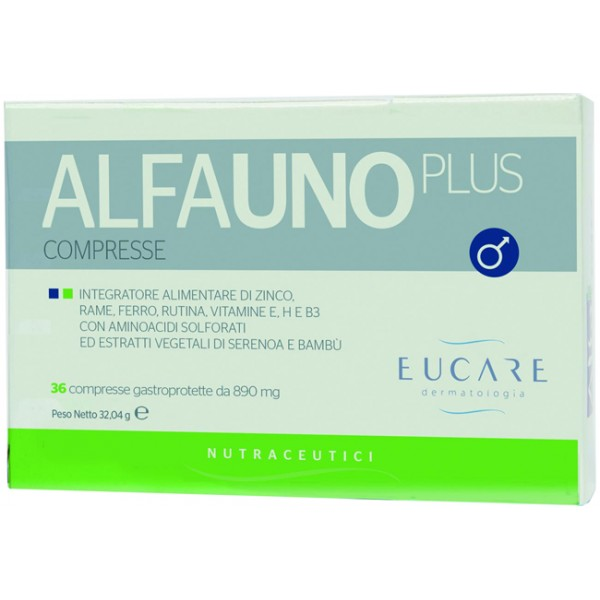 ALFAUNO Plus 510mg 36 Cps