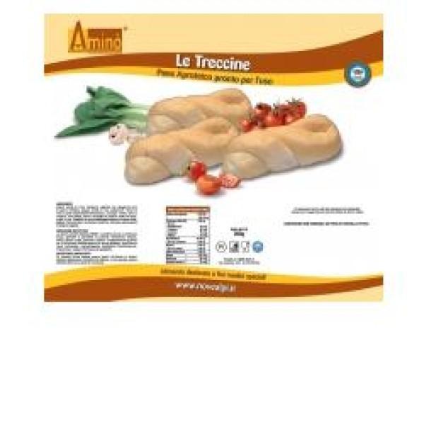 Amino' Le Treccine Pane Aproteico 200 grammi