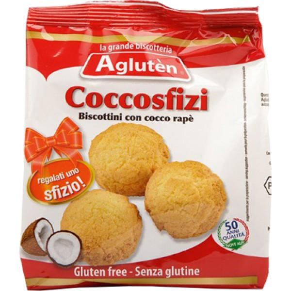 Agluten Biscottini Coccosfizi Senza Glutine 100 grammi