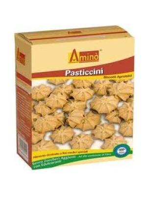 Amino' Pasticcini Biscottini Aproteici 200 grammi