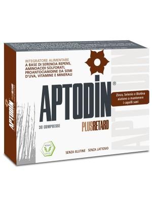 Aptodin Plus 30 Compresse - Integratore Anticaduta Capelli