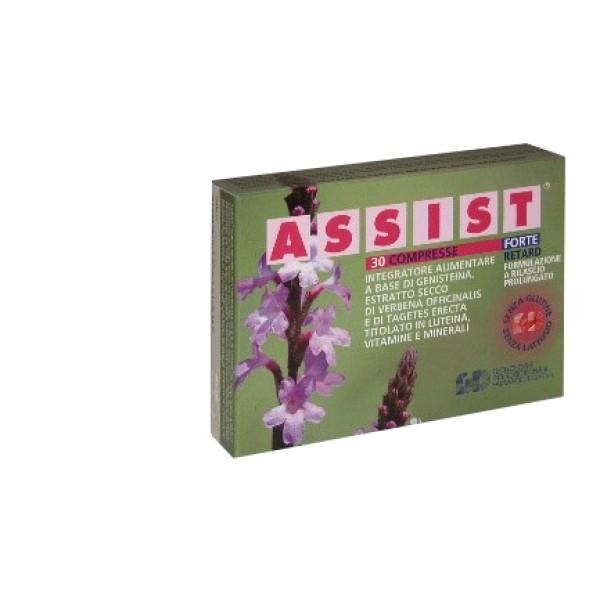 Assist Forte Retard 30 Capsule - Integratore Menopausa