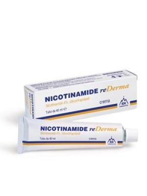 Nicotinamide Rederma Crema Antinfiammatoria 40 ml