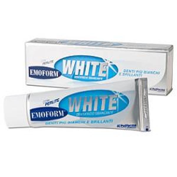 Emoform Dent White Dentifricio Sbiancante Lucidante 40 ml