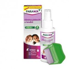 Paranix Spray Antipediculare + Pettine