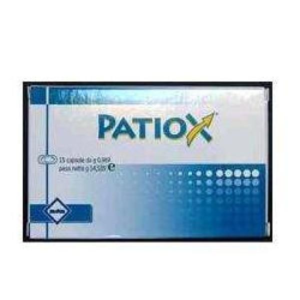 PATIOX 15 CPR