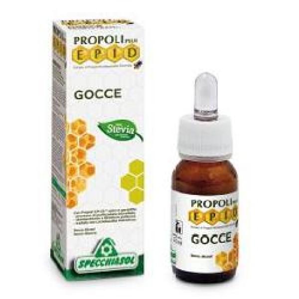 Epid Propoli Plus Gocce Integratore Alimentare Specchiasol 30ml