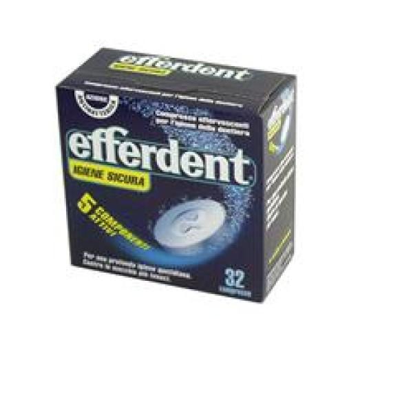 EFFERDENT 54 Cpr