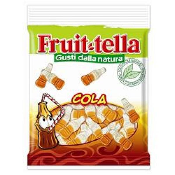 Fruittella Caramelle Coca Busta 90 grammi